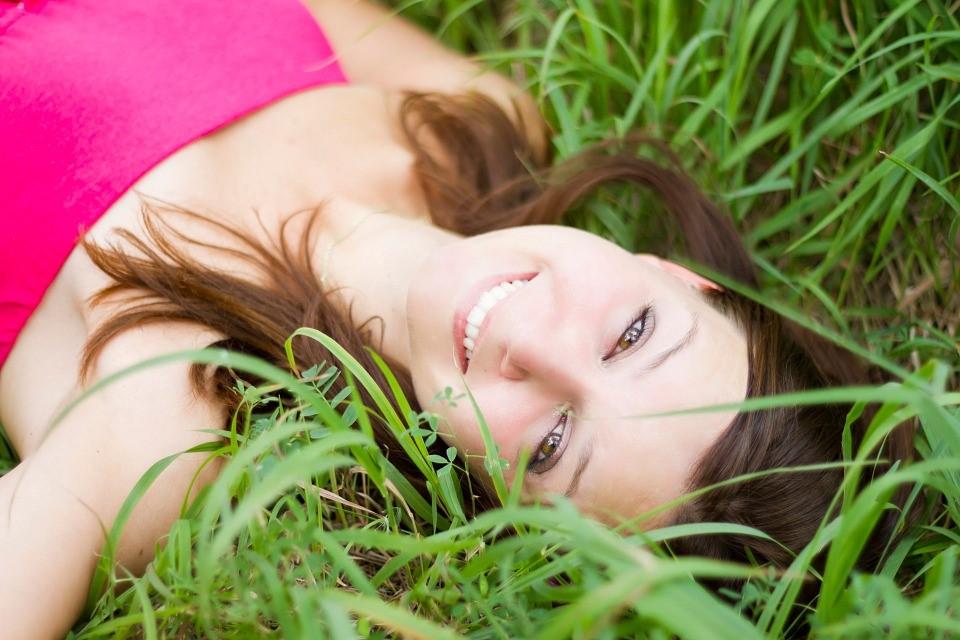 sourire sain sans carie