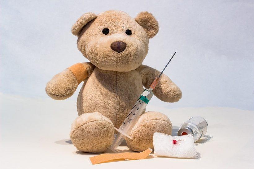 vaccination enfants en 2017